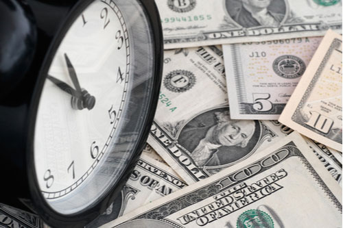 Clock and money. Don't wait to file your personal injury claim.