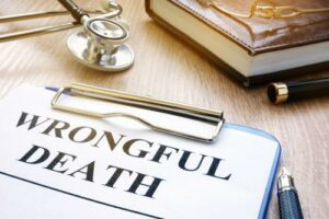 contact a Dunwoody wrongful death lawyer to start a claim