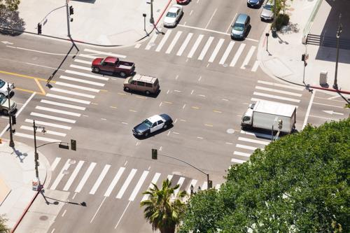 Review your intersection collision claim with our attorneys