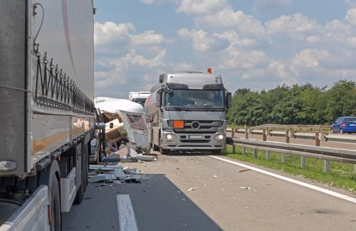 Truck crash. Our McDonough truck accident lawyers will fight for the maximum compensation.